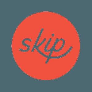 Skip app logo